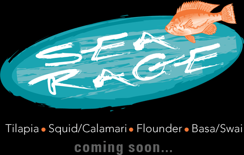 SeaRage Coming Soon Logo